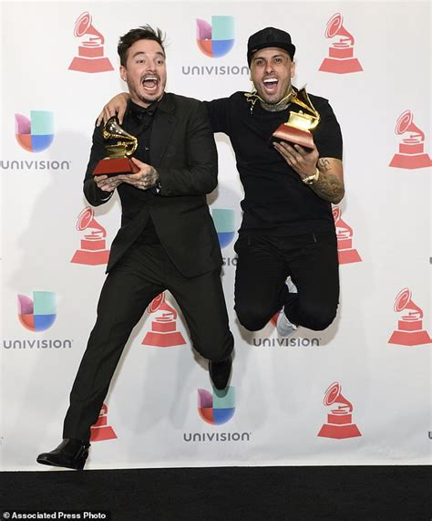 nicky jam and j balvin nicky jam s friendship with j balvin produces a new