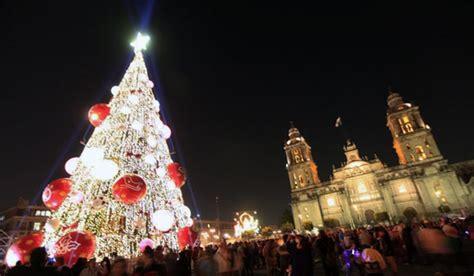 imagenes de navidad en mexico 5 destinos para pasar navidad en m 233 xico