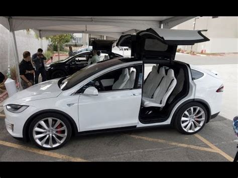 suv tesla inside tesla suv interior auto car hd