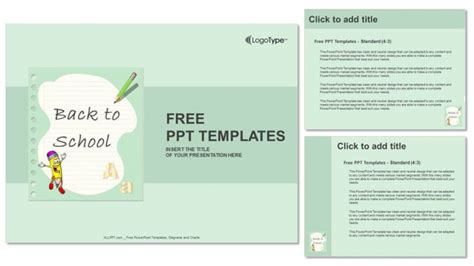 back to school templates back to school powerpoint templates