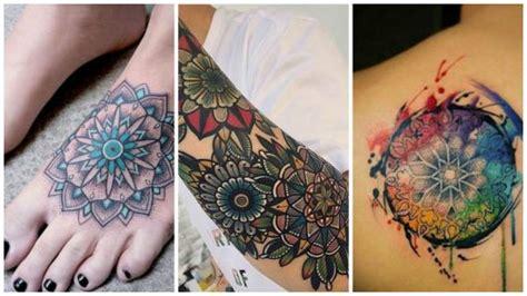 tattoo mandala colorida tattoo mandala colorida 1000 geometric tattoos ideas