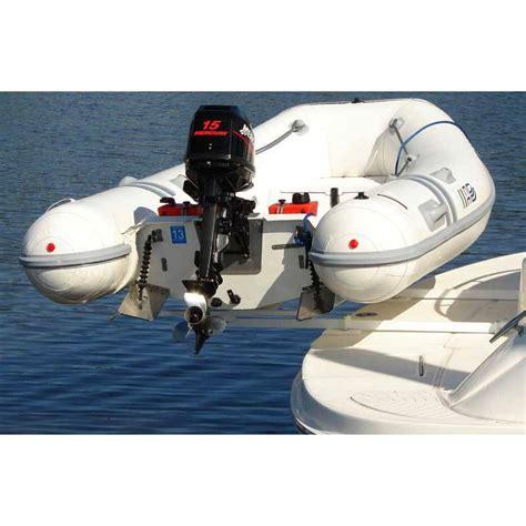 boat dinghy winch traditional dinghy davit system economical yet tough