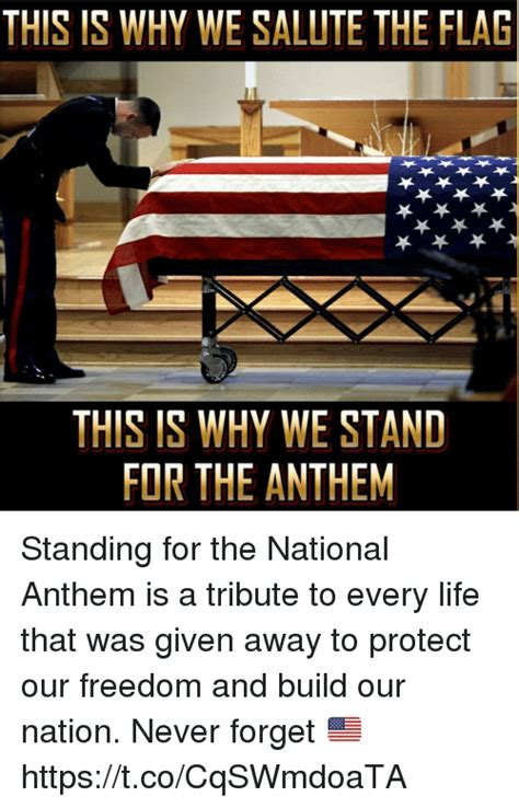 This Is Why Meme - this is why we salute the flag this is why we stand for