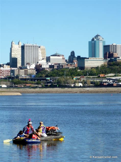 boat rides in kansas city photo of the week freedom to shoot kansas cyclist news