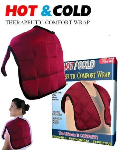 hot cold therapeutic comfort wrap 54 off hot and cold therapeutic comfort wrap pay 15