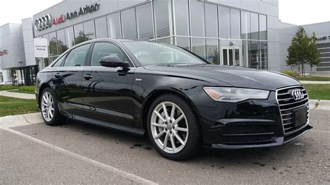 Audi A6 Trim by 2018 Audi A6 A Trim Comparison Auto Review Hub