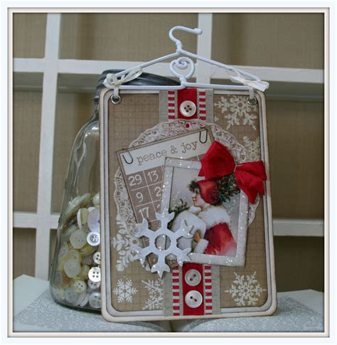 hanging christmas wall decor polly s paper studio