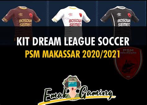 logo kit dls psm makassar  dream league soccer