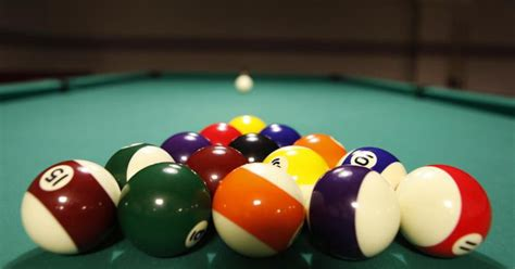 How Do U Rack Pool Balls by What Is The Proper Way To Rack Pool Balls Livestrong