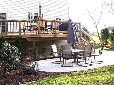 custon deck patio combo yelp