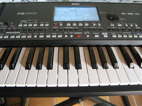 Keyboard Korg Pa600 Baru korg pa600 image 665076 audiofanzine