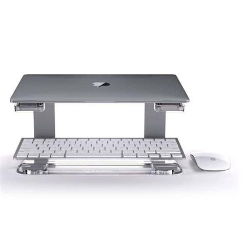 Macbook Matte Grey new griffin elevator computer laptop macbook stand matte