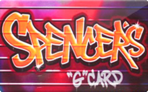 Spencers Gift Card - sell spencer s gift cards raise
