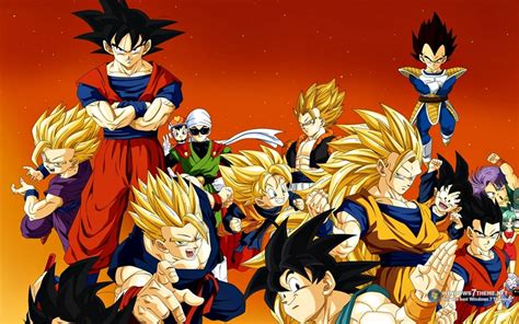 dragon ball z themes free download for windows 7 dragon ball z windows 7 theme download