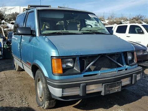 small engine maintenance and repair 1992 gmc safari security system auto auction ended on vin 1gkel19w4nb520132 1992 gmc safari in nv reno