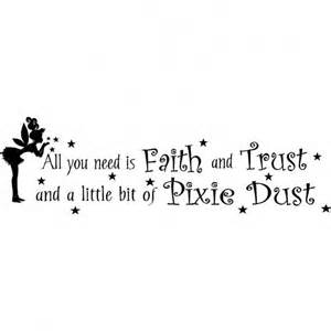 Nursery Quote Wall Stickers 10 images about tinker bell quotes on pinterest disney