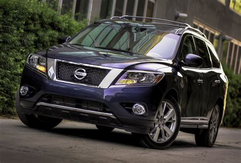 2014 nissan pathfinder review cargurus