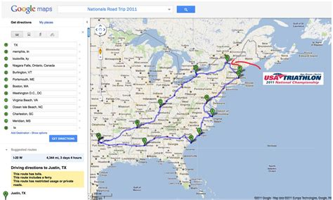 map a road trip cost of nutrimost va a health magazine for