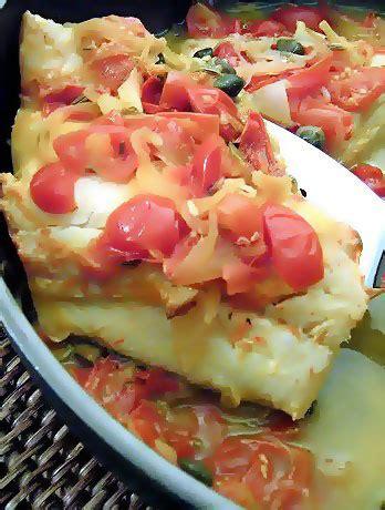 ricette per cucinare il merluzzo filetti di baccal 224 e pomodori una ricetta semplice per