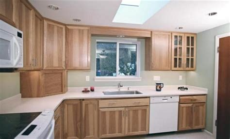 Simple Pakistani Kitchen Design By HF Interiors Designs at
