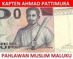 buku biografi kapitan pattimura meluruskan sejarah kapitan ahmad pattimura lussy salam