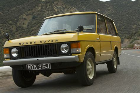 retro range rover range rover the retro roading resurgence