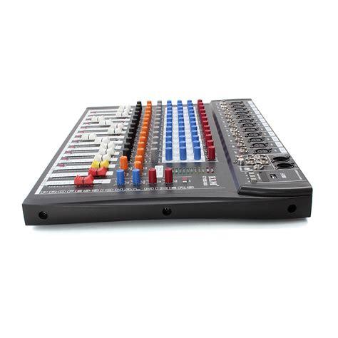 Power Mixer Haymer Pmv 120 U 12 Channel 250watt Asli Murni ct 120s 12 channel professional live studio audio mixer power usb mixing console sale banggood