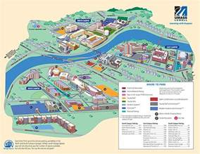 Umass Boston Campus Map by Campus Maps Umass Lowell