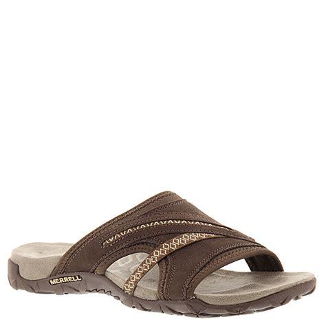 slide sandals womens merrell terran slide ii s sandal ebay