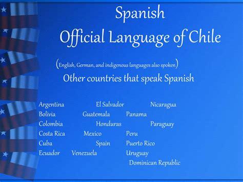 bathroom in spanish language ppt 161 bienvenidos a chile language and culture 2009