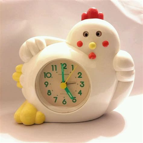 the 25 best rooster alarm clock ideas on collage artwork vintage alarm clocks and