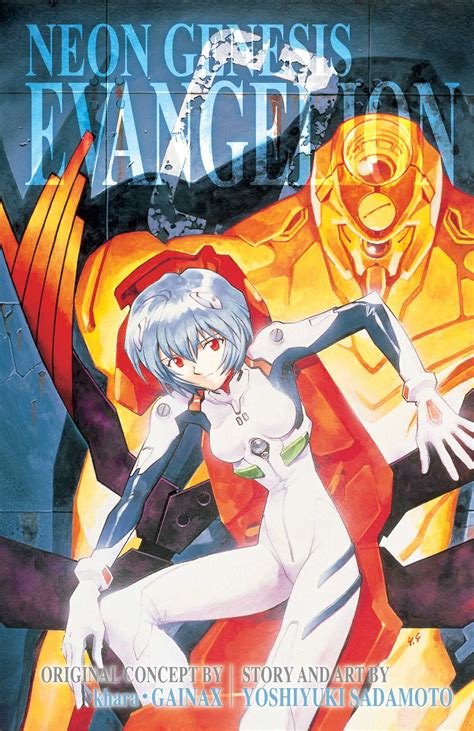 Neon Genesis Evangelion Vol 3 by Neon Genesis Evangelion 3 In 1 Edition Vol 2 Book By