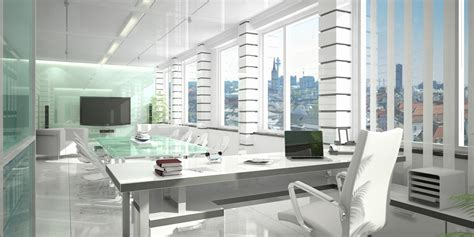Home Office Design Youtube 3d Visualisierungen B 252 Ro Immobilien Promotion Net