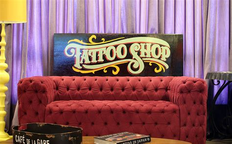 tattoo shop signs shop sign on behance