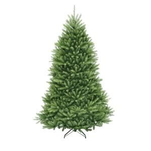 7 5 ft unlit dunhill fir artificial tree duh3