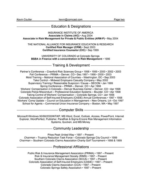 awesome collection of executive resumes sample resume for technology