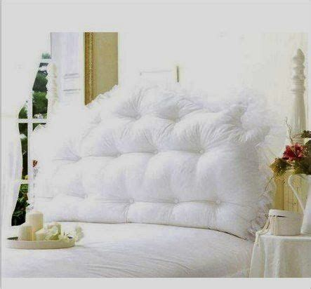 headboard pillow queen headboard pillow romancing my home pinterest