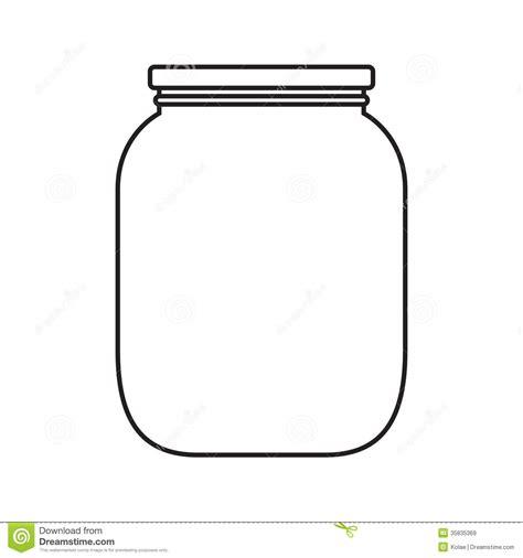 empty jar clipart clipart suggest