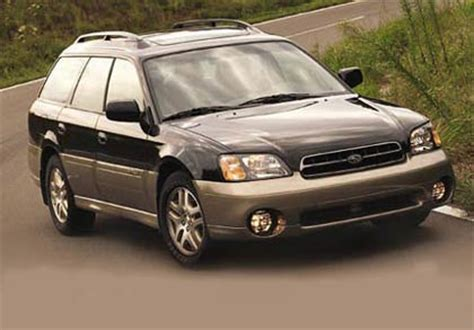 motor repair manual 2003 subaru outback auto manual road test 2000 subaru legacy outback limited motortrend