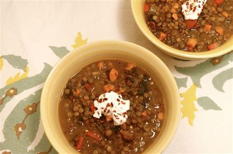 lentil and sausage crock pot check out sunday cooker sausage sweet potato and