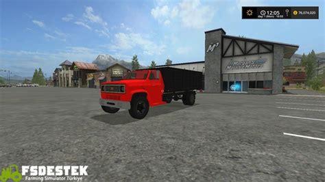 fs chevy  tahil kamyonu  fsdestek farming