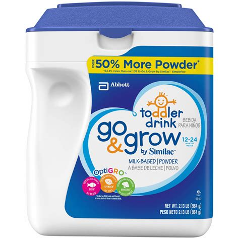 Baby Milk To Go similac go grow stage 3 powder baby formula 34 oz bj