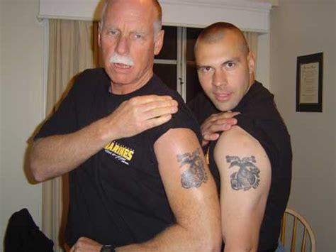 father and son matching tattoos designs ideas and meaning