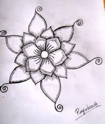 easy floral designs pencil drawings by roopabeads its about everything