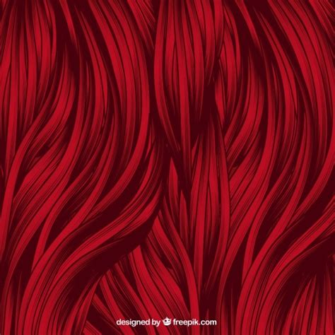 Hair Free by Hair Background Vector Free