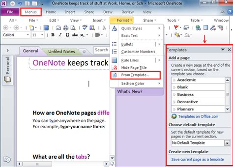 templates for onenote 2010 kanban onenote template myideasbedroom