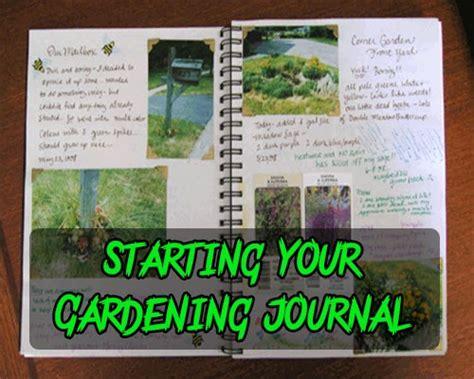 Gardening Journal by Garden And Farms Starting Your Gardening Journal