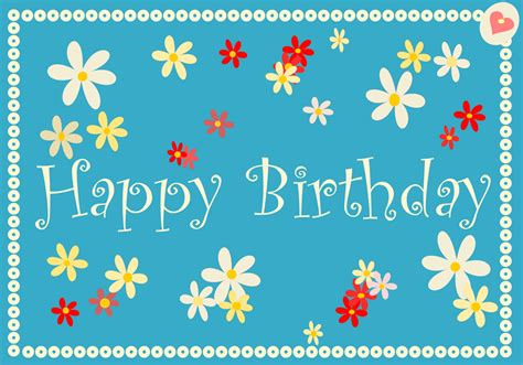 Printable Birthday Cards Birthday