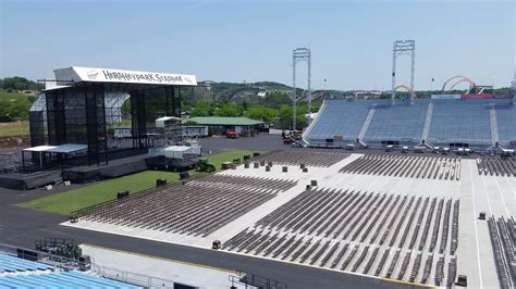 hersheypark stadium  ready   concert hersheypa