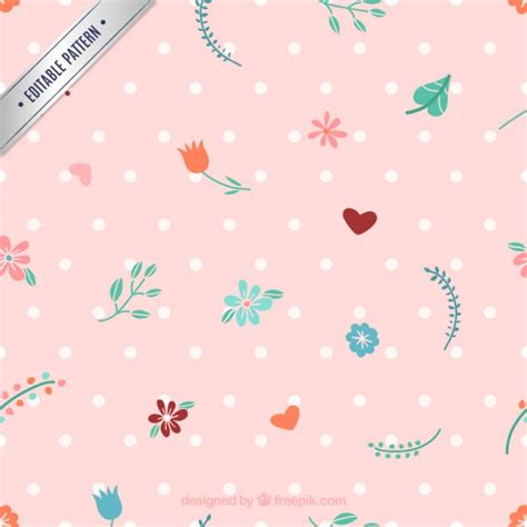 download pattern cute cute pink pattern vector free download